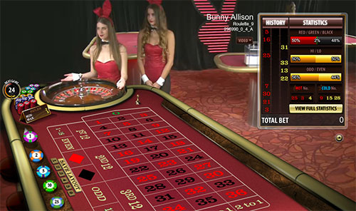 32red playboy livecasino