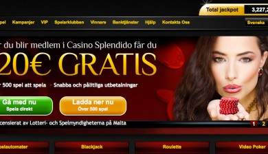 Casino Spledido