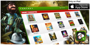unibet casinoapp ipad